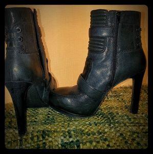 Nine West Stiletto Calf Boots